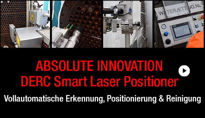 Neu!! DERC Smart Laser Positioner