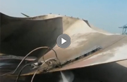 Abrasive-cutting-video