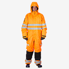 TST Pro Operator High Visibility Overall