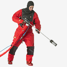 TST Waterjet Protection Suit