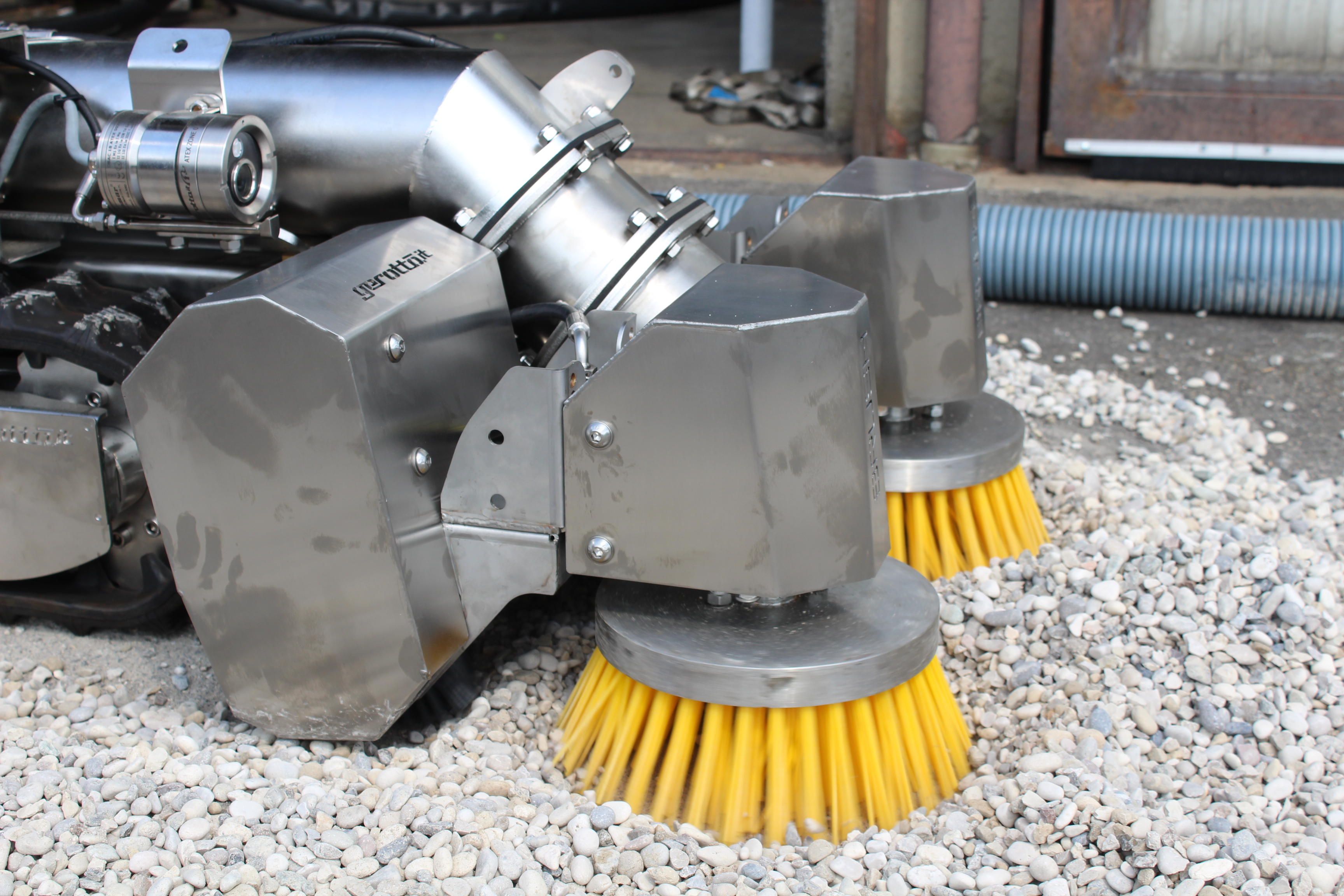 Gerotto Brushed Auger