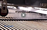 Video Ax System, cleaning air fin condenser