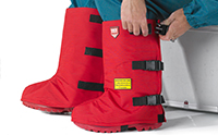 TST Gaiters water jetting boots